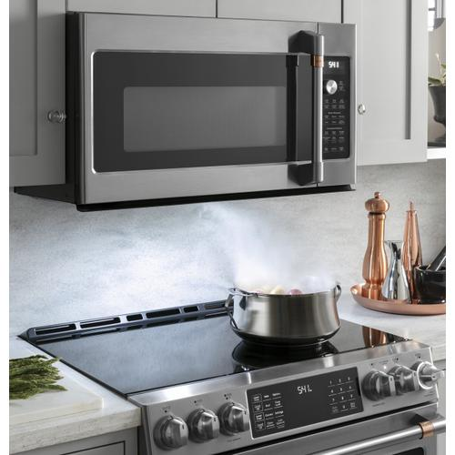 Café™ 2.1 Cu. Ft. Over-the-Range Microwave Oven