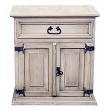 See Details - W/washed Mansion Night Stand