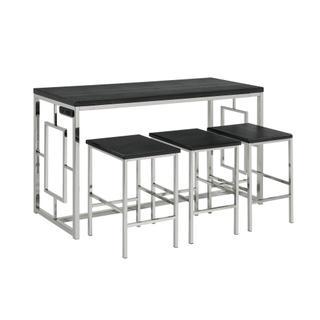 See Details - Ezra Multipurpose Bar Table Set