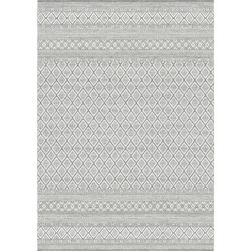 Intrigue 12253 Grey Cream 8 x 11