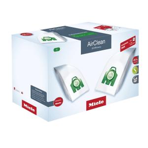 MIELEU HA30 Performance AirClean 3D - Performance Pack AirClean 3D Efficiency U 16 dustbags and 1 HEPA AirClean filter at a discount price