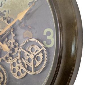 Yosemite Home Decor - World Gear Clock