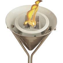 Torchiere Lamp, Bronze, Ls Lite Bulb: Lu-50gu10c, 50w