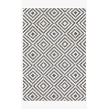 View Product - DB-03 Charcoal / Ivory Rug