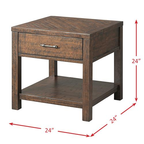 Jax End table