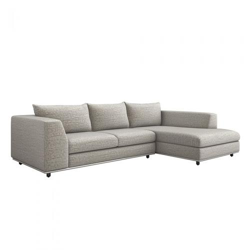 Comodo Right Chaise 2 Piece Sectional