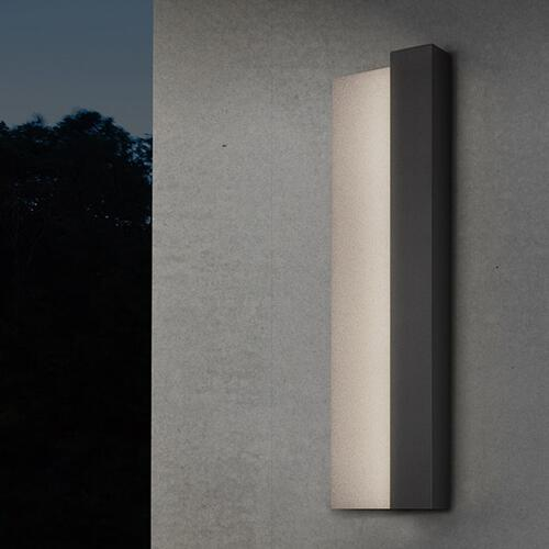 """Sonneman - A Way of Light - Radiance LED Sconce [Size=30"""", Color/Finish=Textured White]"""