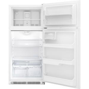 Gallery - Crosley Top Mount Refrigerator : Top Mount Refrigerator - Black