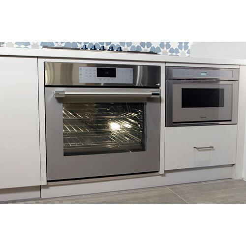Thermador - Double Wall Oven 30'' Stainless Steel ME302YP