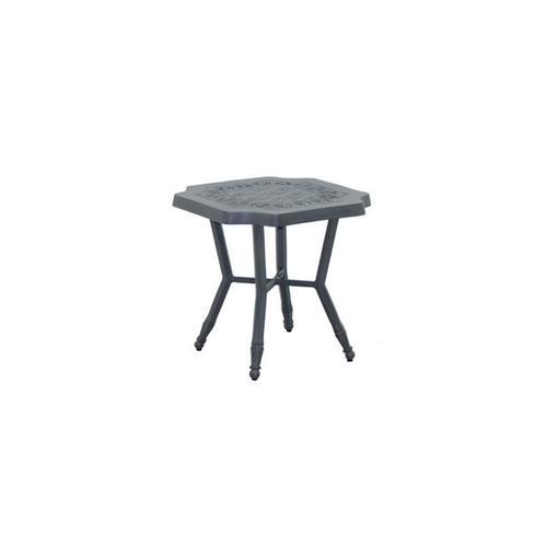 "Castelle - 22.5"" Biltmore Square Side Table"