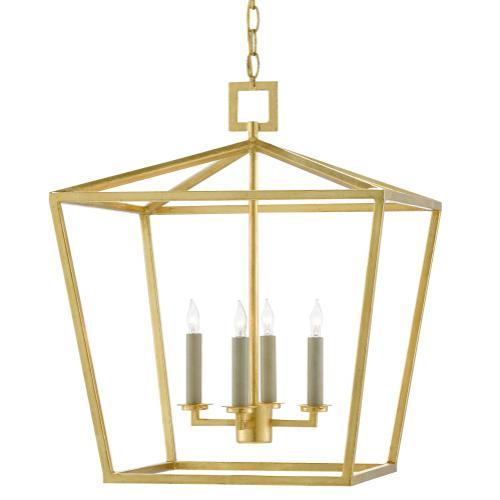 - Denison Gold Medium Lantern