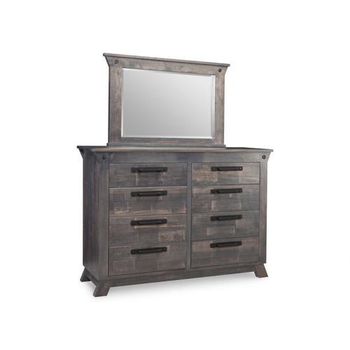 Handstone - Algoma 8 Drawer High Dresser