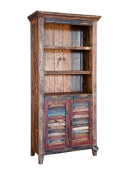 "Cabana 72"" Open Bookcase"