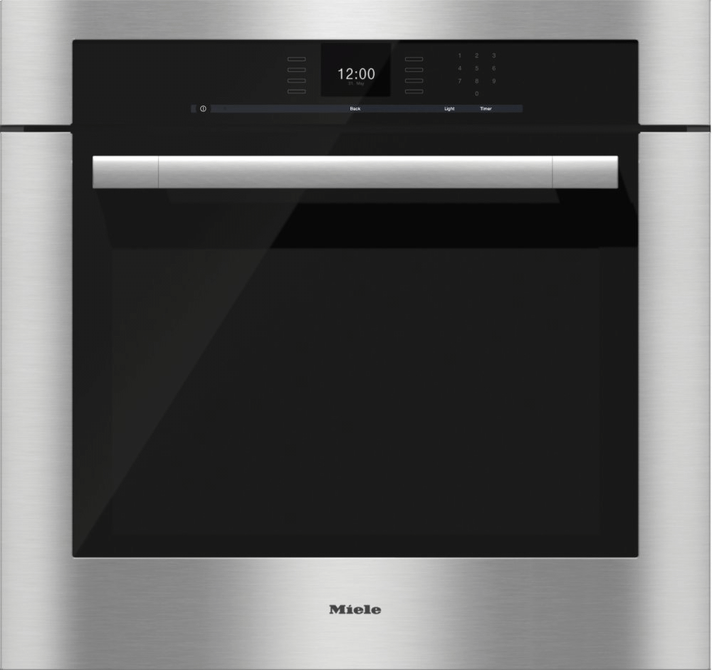 MieleH 6580 Bp - 30 Inch Convection Oven With Touch Controls And Masterchef Programs For Perfect Results.