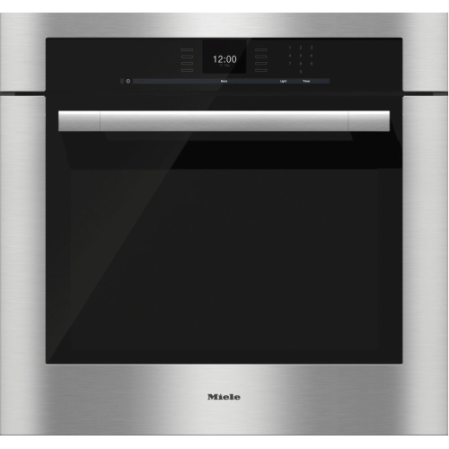 H 6580 BP - 30 Inch Convection Oven with touch controls and MasterChef programs for perfect results.