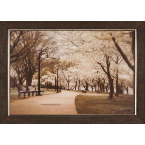 Springtime Stroll 24x36 Print