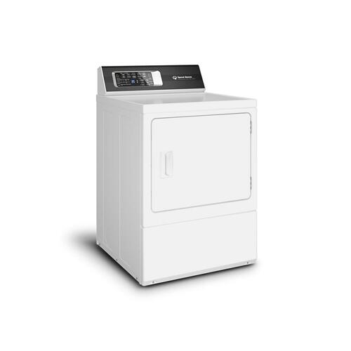 Speed Queen - DR7 Sanitizing Gas Dryer with Pet Plus™  Steam  Over-dry Protection Technology  ENERGY STAR® Certified  7-Year Warranty