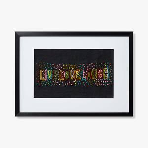Gallery - Live Love Laugh Wall Art