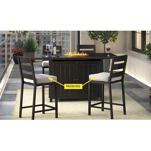 Signature Design By Ashley - Perrymount Bar Stool Seat Cushion