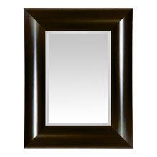 """See Details - #655 Espresso 2.5"""" Wide Sloped Frame"""