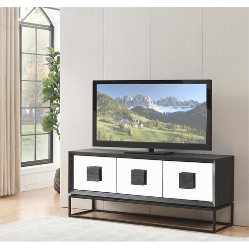 3 Dr Media Console