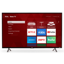 "TCL 40"" Class 3-Series FHD LED Roku Smart TV - 40S305"