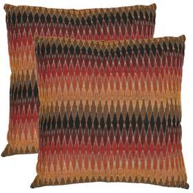 Cascade Pillow - Rainbow