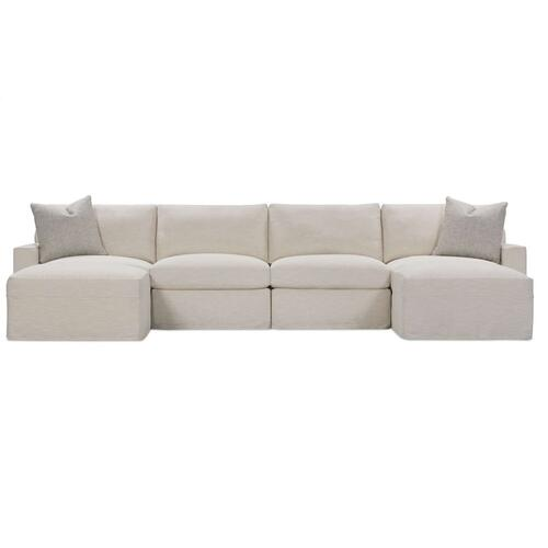 Asher Slipcover Sofa