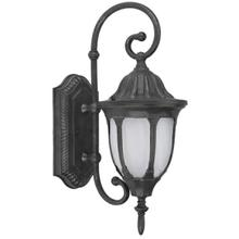 Merili Collection 9.5-Inch Fluorescent Exterior