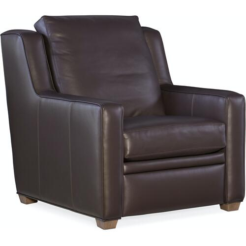 Bradington Young Raymond Chair Full Recline w/Articulating Headrest 201-35