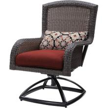 Strathmere Swivel Rocker Dining Chair, 2356-DSR