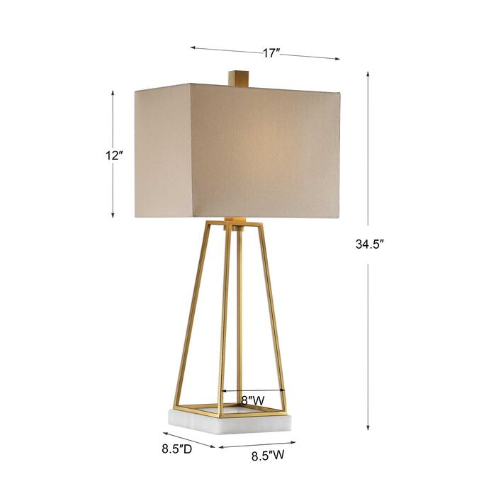 Uttermost - Mackean Table Lamp
