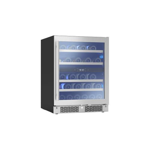 """Zephyr - 24"""" ADA Dual Zone Wine Cooler"""