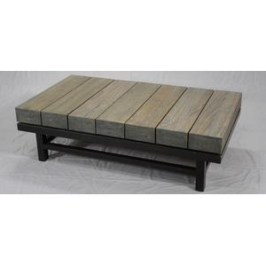 7 Plank Coffee Table