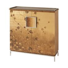 Autumnal Glow Side Cabinet