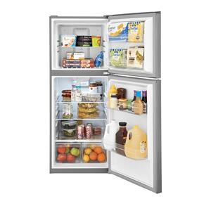 SRATCH & DENT  10.1 Cu. Ft. Top Freezer Apartment-Size Refrigerator