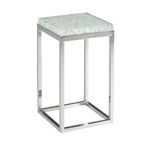 ACRYLIC LAMP TABLE