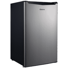 Galanz 3.3 Cu Ft Mini Refrigerator in Stainless Steel Look