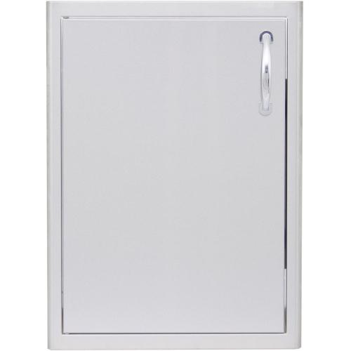 Blaze 21 Inch Single Access Door - Left Hinged (Vertical)