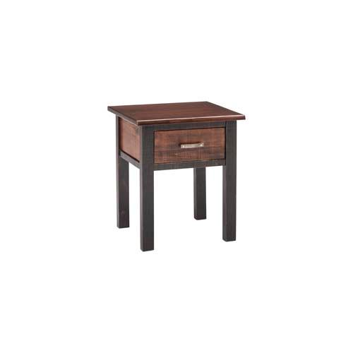 River Bend 1 Drawer Nightstand