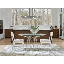 See Details - Axel Round Dining Table