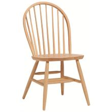 View Product - Bow Back Chair Natural