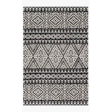View Product - LB-04 MH Black / Silver Rug