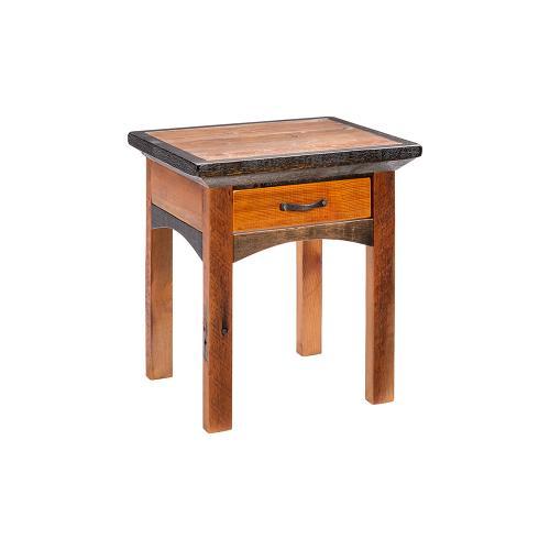 Mossy Oak Natchez Trace 1 Drawer Nightstand