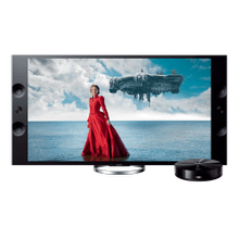 4K Ultra HD Media Player + 4K Ultra HD TV