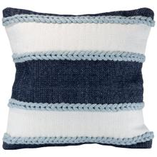 See Details - 20x20 Hand Woven Cindy Pillow