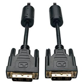 DVI Single Link Cable, Digital TMDS Monitor Cable (DVI-D M/M), 18-in. (45.72 cm)