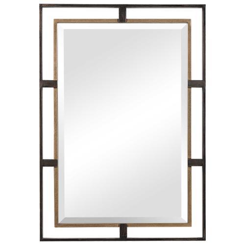 Carrizo Rectangle Mirror