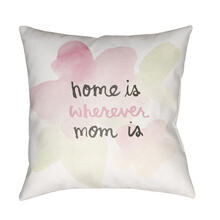 "Home WMOM-021 18"" x 18"""