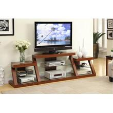 See Details - TV Stand W/ Side Shelf